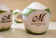 Wedding gift from Monica Bridal  by Monica Bridal & Wedding