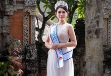 Photoshoot Miss Asia Awards Indonesia by Monica Bridal & Wedding