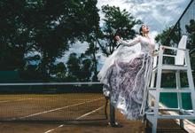 Photoshoot t Putri Pariwisata 2017 by Monica Bridal & Wedding