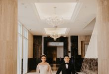 Nathan & Monica Wedding at Ritz Carlton by AKSA Creative