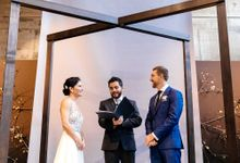 Industrial San Francisco Wedding by Ashley Smith Events