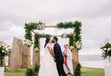 THE WEDDING GOWSHIK AND MONISHA by the royal purnama