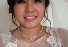 Wedding Makeover by Weiyee-makeup