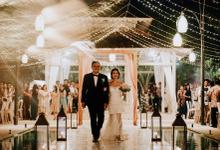 William & Jesslyn by Morgan Weddings