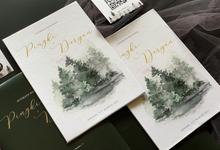 From the wedding of Pingki & Deryan by Moria Invitation