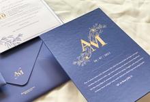 Annisa & Moro's Wedding Invitation by Moria Invitation