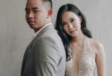 Prewedding of Oddysius & Kellyn by Moshe Photography
