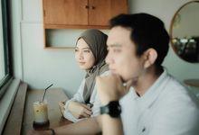 Prewedding day of Nurfha & Safa by By Distra