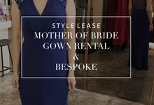 Mother of Bride Gown and Bespoke by Stylelease