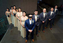 Flavia + Tai by Motion D Photography