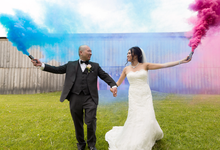 Judy and Steve highlight by Motion D Photography