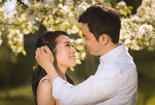 Steve and Cindy pre wedding by Motion D Photography