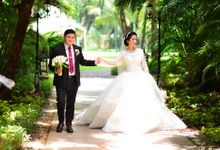 Yapto  Irene Wedding by MariMoto Productions