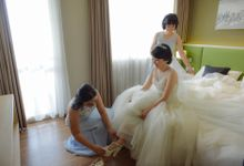David & Sharon Wedding by MariMoto Productions