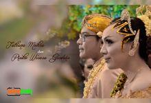 the wedding of  Mellisa & Prabu by papenian