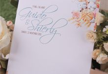 Guido & Shierly by Grande Gracias Invitations