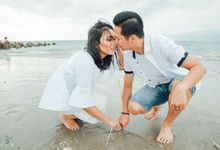 Chatra & Wulandaru Prawedding by Felix rusli Photoarts