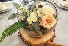 Rustic Wedding by Esmae Event Floral Design
