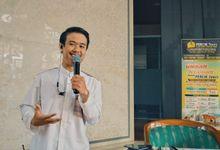 MC Kajian Islami di Majelis Percikan Iman Ahad Pagi by Panji Nugraha MC