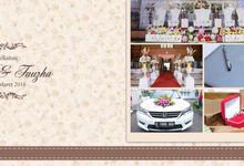 Wedding mustika & Fauzha  by RQ Photography