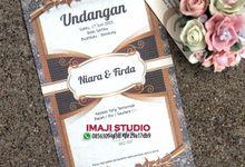 Cetak Undangan Rp. 1000an Hp.082232296545 by imaji studio