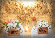 Ninda & Yudho - Akad Nikah by Charissa Event & Wedding Decoration