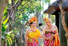 Balinese Blessing Ceremony by The Kayana