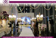 Mr. Afif & Ms . Kania by La'SEINE Function Hall