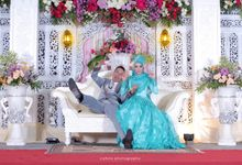 the wedding of dian & yudha by calista photography