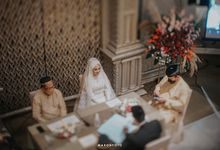 "Deba & Akmal's ""Jakarta - Sydney Wedding"" by Bestival Wedding Planner & Organizer"