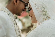 Wedding Khalida & Riswan by momentfromus
