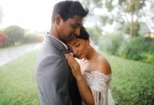 Ravi and Febby Wedding by The Mad Glass Studio