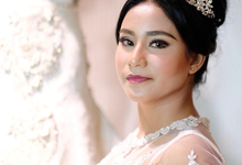My Kalimantan Bride by MRS Makeup & Bridal