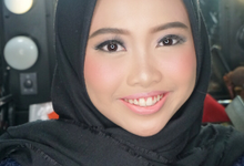 Soft Akad&Resepsi Makeup for Ms. Najla Laila by MRS Makeup & Bridal
