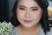 #mrnmrschen Wedding by MRS Makeup & Bridal