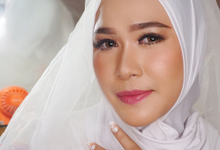 Ms. Alin (Hijab Bride) by MRS Makeup & Bridal