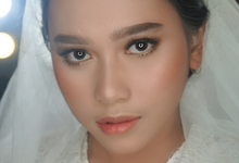 Ms. Thalia  by MRS Makeup & Bridal