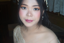 Mario & Bylian Wedding by MRS Makeup & Bridal