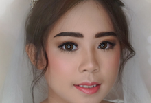 Holy Matrimony Ms. Bella by MRS Makeup & Bridal