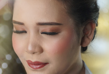Ms. Patricia (Batak Holy Matrimony & Evening Look) by MRS Makeup & Bridal