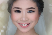 Ms. Sherly ❤️ by MRS Makeup & Bridal