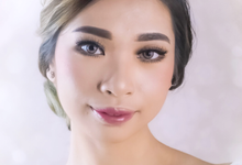 Ms. Jesslyn (Holy Matrimony) by MRS Makeup & Bridal