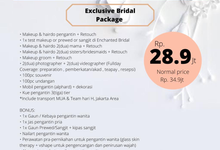 MAKEUP PACKAGE DEALS by MRS Makeup & Bridal