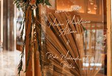 Intimate Wedding Meidina & Raka by Mandeh, JHL Solitaire Hotel, Gading Serpong