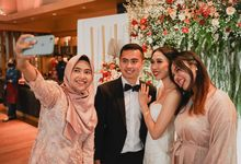 Intimate Wedding Meidina & Raka by Mandeh, JHL Solitaire Hotel, Gading Serpong