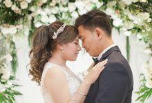 wedding of Reionaldo karepowan  & Gisyela nicolaas by ID Organizer