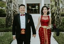 Michelle & Ridwan Wedding by Chroma Wedding