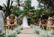 Intimate Wedding of Mario & Yiska by Visuel Project
