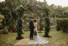 Wedding of Michelle and Simon at Villa La Costa Samui Thailand by BLISS Events & Weddings Thailand