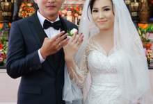 The Wedding of Hendro & Andriyani - #HENaiNI by Ms Murry EO